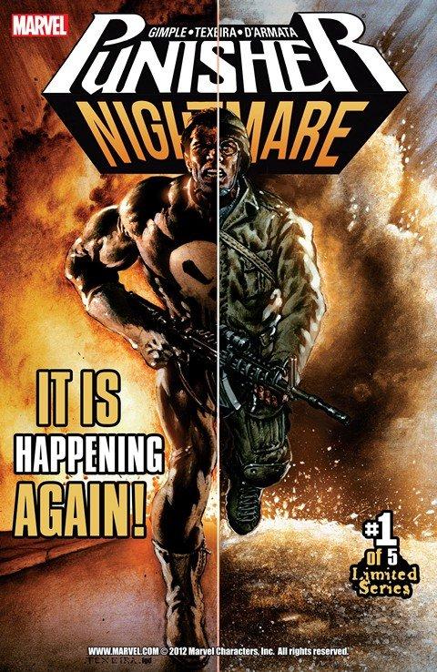Punisher – Nightmare #1 – 5 + TPB (2013)