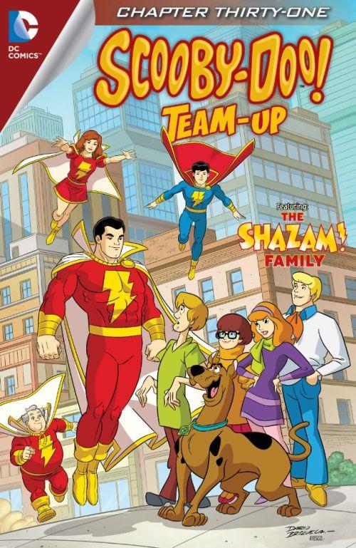 Scooby-Doo Team-Up #31