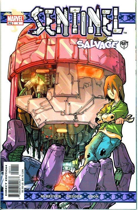 Sentinel Vol. 1 #1 – 12