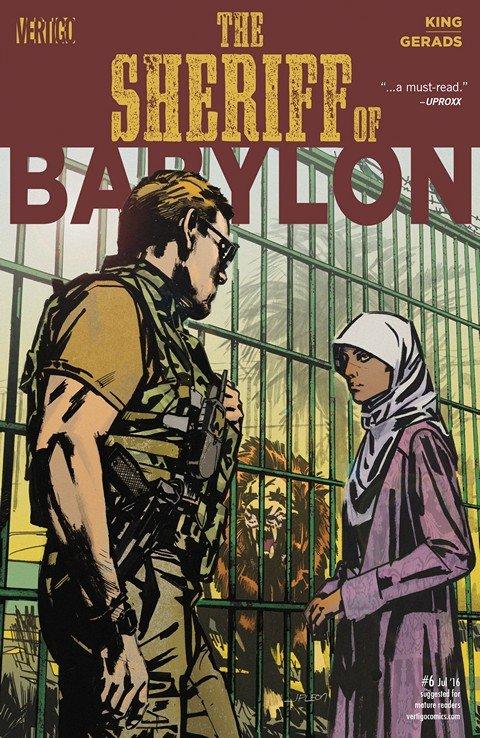 Sheriff of Babylon #6