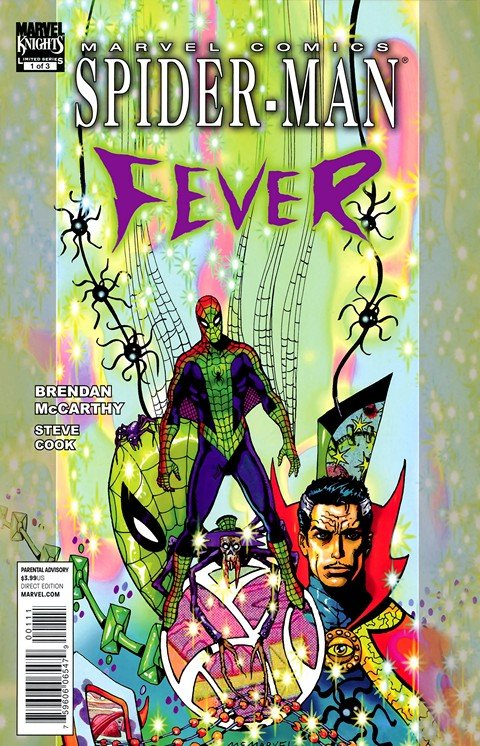 Spider-Man – Fever #1 – 3