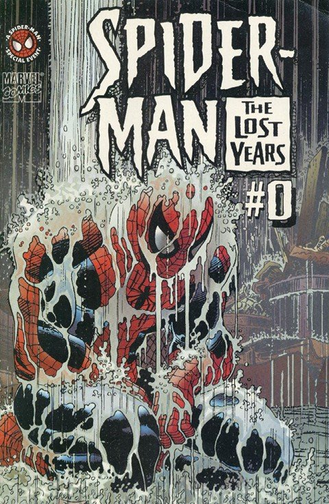 Spider-Man – The Lost Years #0 – 3