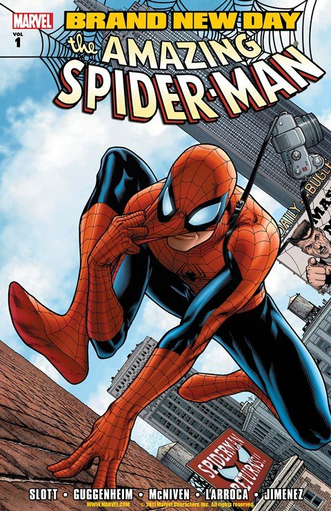 Spider-Man Vol. 1 – Brand New Day (2008)