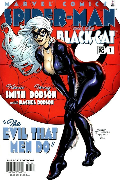 Spider-Man & the Black Cat – The Evil That Men Do #1 – 6