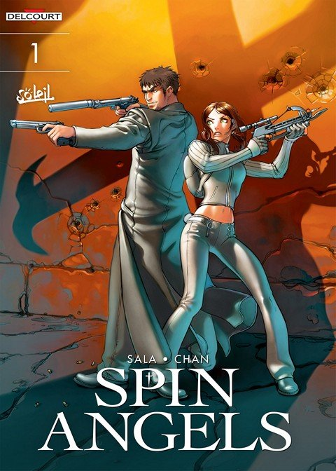 Spin Angels Vol. 1 – 4