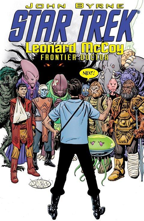 Star Trek Leonard McCoy – Frontier Doctor