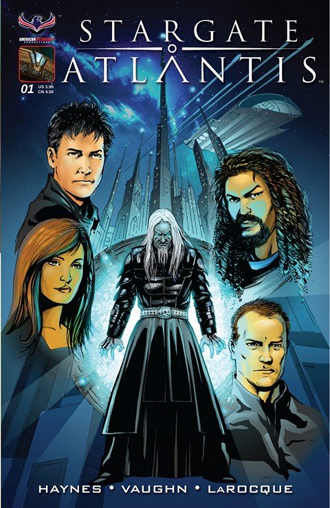 Stargate Atlantis Back to Pegasus #1
