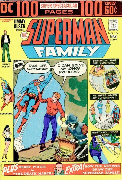 Superman Family #164 – 222