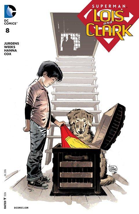 Superman – Lois & Clark #8