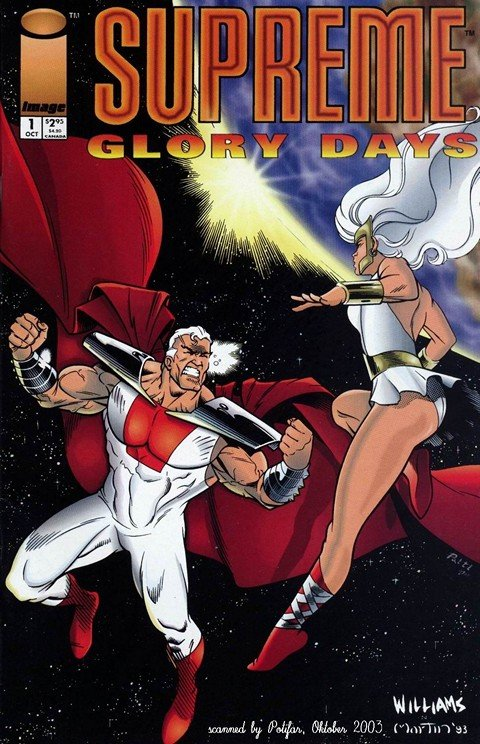 Supreme – Glory Days #1 – 2