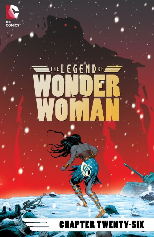The Legend of Wonder Woman #26