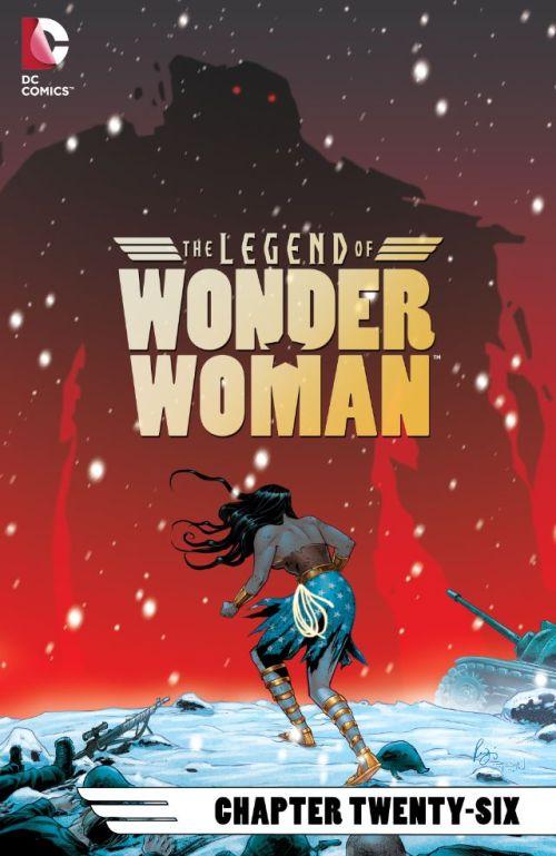 The Legend of Wonder Woman #26