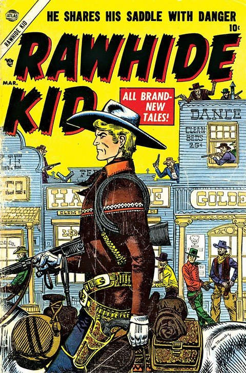 The Rawhide Kid (Collection)