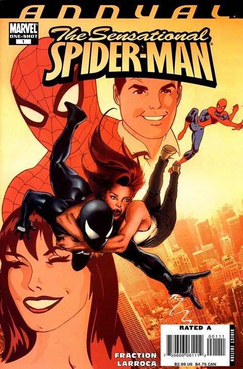 The Sensational Spider-Man Vol. 2 Annual #1