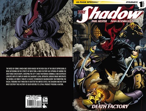The Shadow Special 2014 – Death Factory