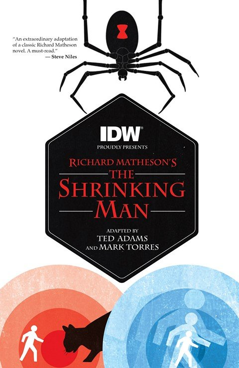 The Shrinking Man (TPB)