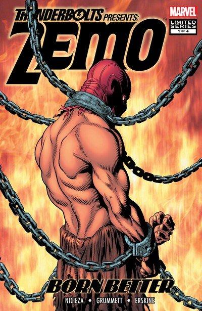 Thunderbolts Presents Zemo – Born Better #1 – 4 (2007)
