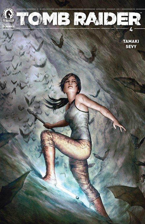 Tomb Raider #4