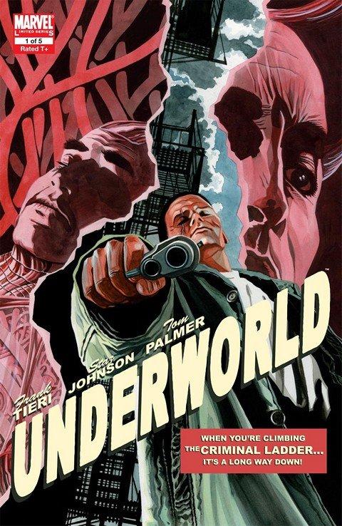 Underworld #1 – 5 (2006)