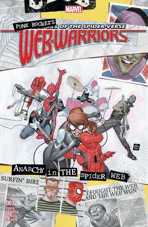 Web-Warriors #7