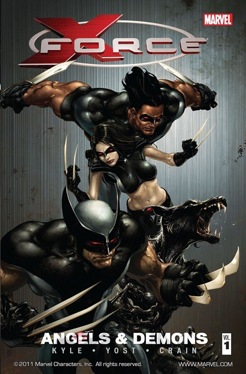 X-Force – Angels and Demons