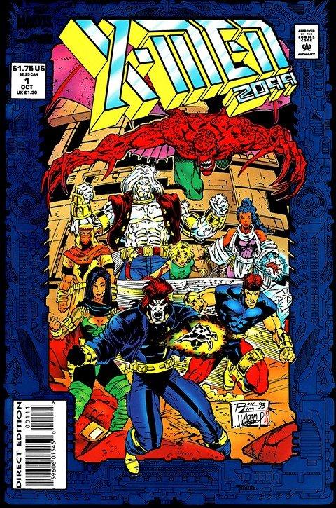 X-Men 2099 #1 – 35 + Oasis + Special