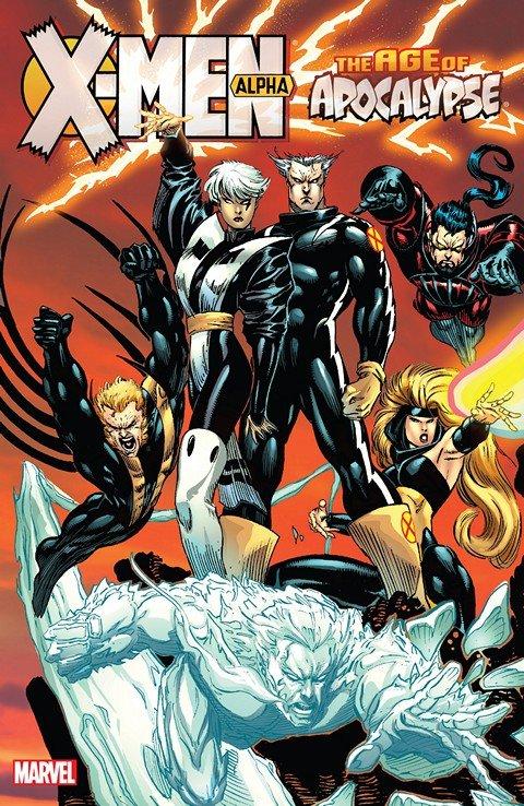 X-Men – Age of Apocalypse Vol. 1 – Alpha