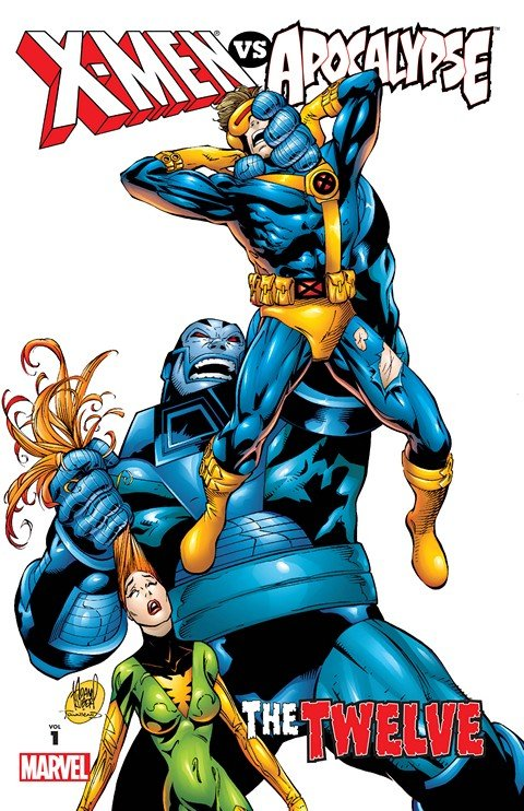 X-Men Vs. Apocalypse Vol. 1 – The Twelve