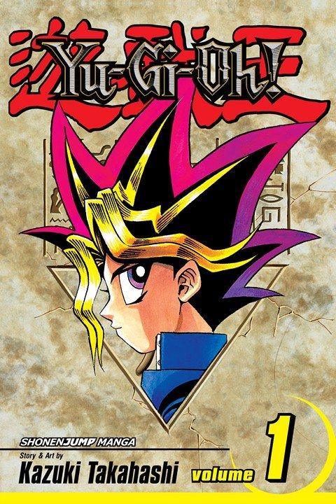 Yu-Gi-Oh! Vol. 1 – 7 (2003-2004)
