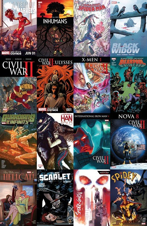 2016.06.15 Marvel Week+
