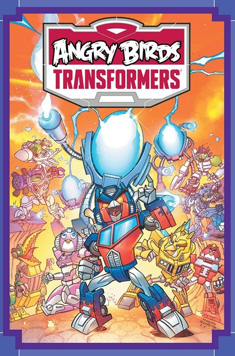 Angry Birds-Transformers – Age of Eggstinction