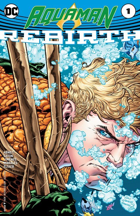 Aquaman – Rebirth #1