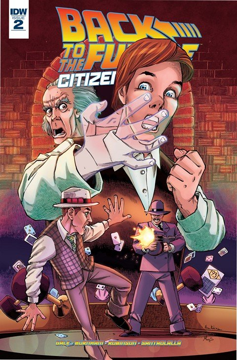 Back To the Future – Citizen Brown #2
