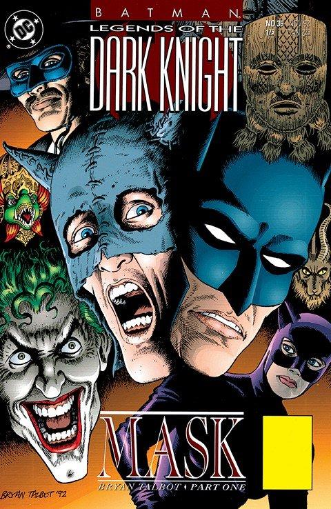 Batman – Dark Legends (1996)
