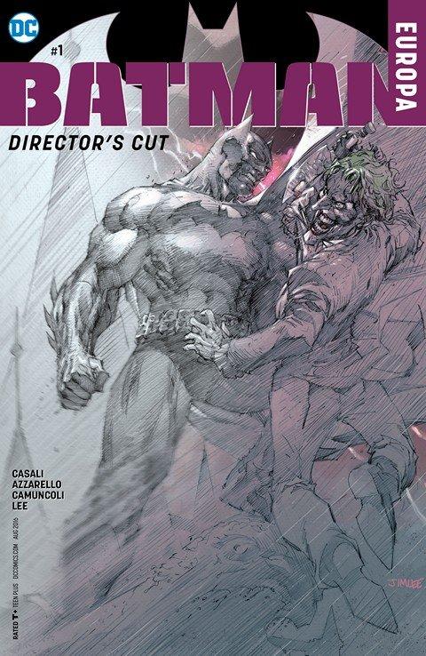 Batman – Europa – Director's Cut #1