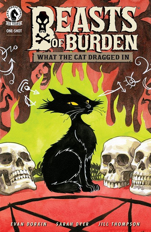 Beasts of Burden (Collection)