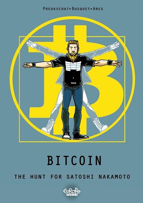 Bitcoin – The Hunt for Satoshi Nakamoto