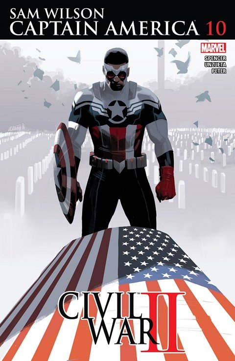 Captain America – Sam Wilson #10