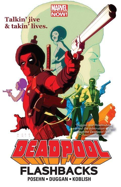 Deadpool – Flashbacks (TPB) (2016)