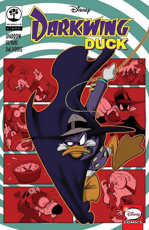 Disney Darkwing Duck #1