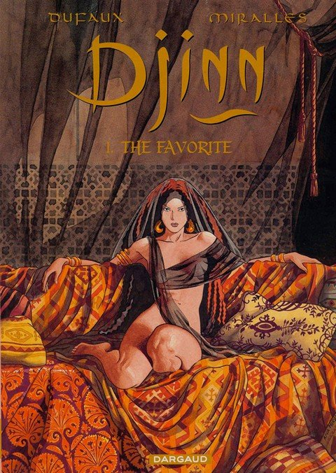 Djinn #1 – 11 (2001-2013)