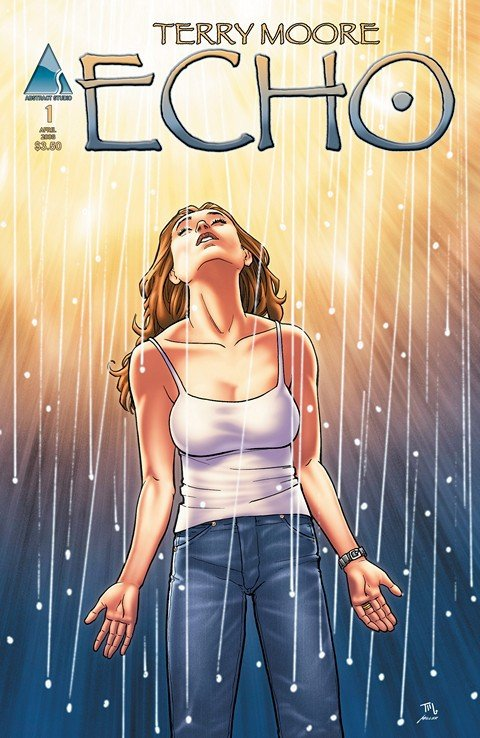 Echo (Terry Moore) #1 – 30
