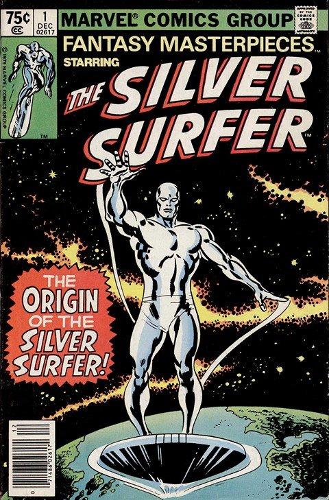 Fantasy Masterpieces Vol. 2 – Silver Surfer #1 – 14
