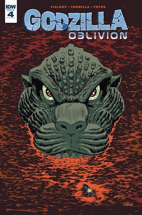 Godzilla Oblivion #4