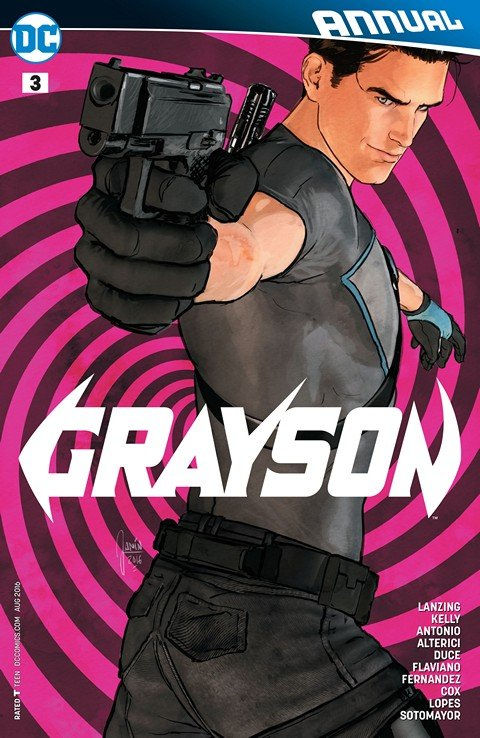 Grayson Annual #3 (2016)