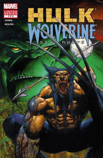 Hulk & Wolverine – Six Hours #1 – 4 (2003)
