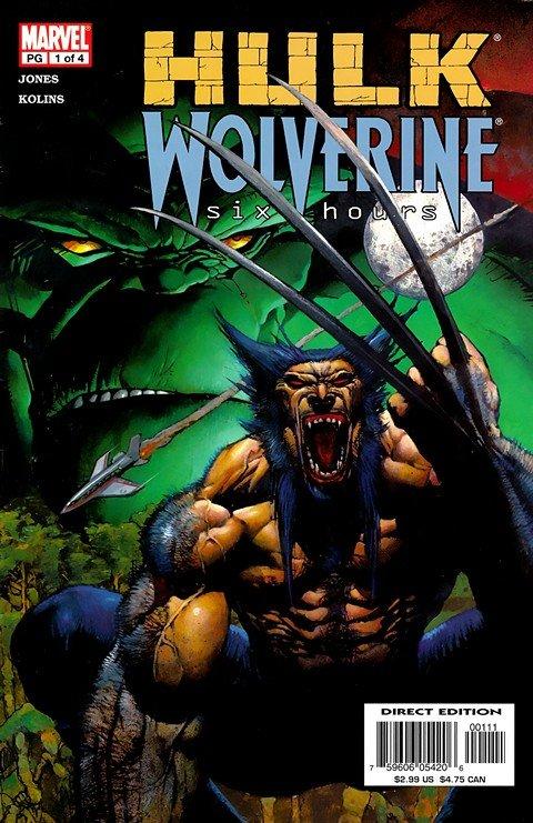 Hulk & Wolverine – Six Hours #1 – 4