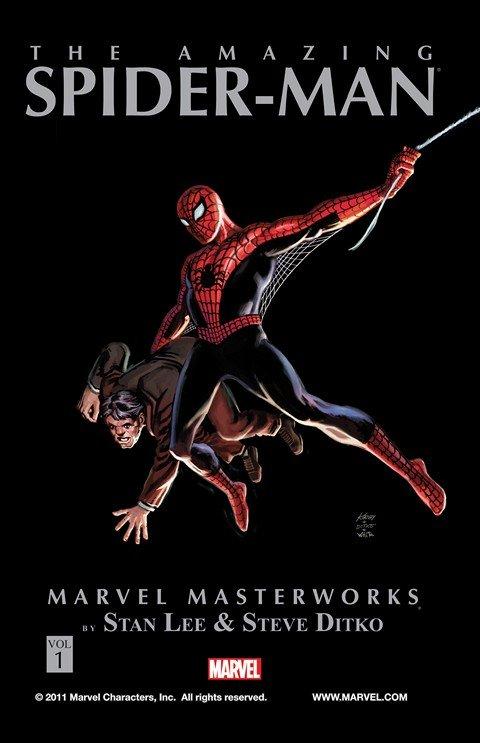 Marvel Masterworks – The Amazing Spider-Man Vol. 1
