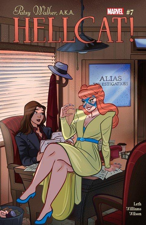 Patsy Walker – A.K.A. Hellcat! #7