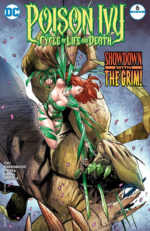 Poison Ivy – Cycle of Life and Death #6